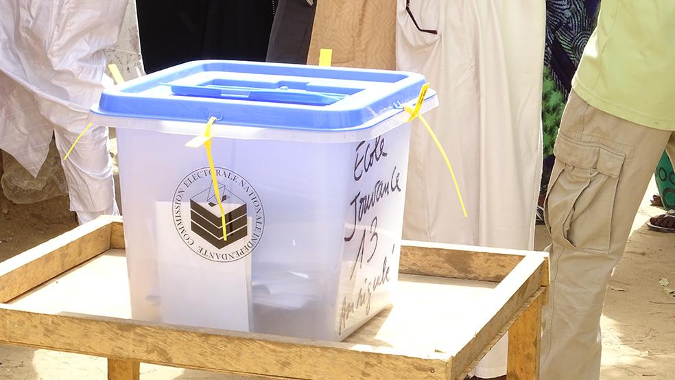 Tchad présidentielle: les délégués des  candidats de l'opposition à la CENI se retirent avant les résultats provisoires