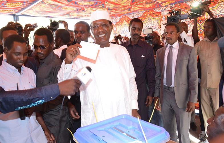 Tchad : le président Deby annonce la tenue des élections législatives et communales pour le 1er semestre de 2019