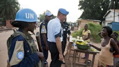 Le Conseil de sécurité prolonge de trois mois le mandat de la MINUSCA
