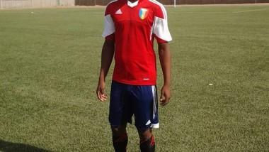 Football : le jeune Sao  Nassar Koulelengar à AS Mangasport du Gabon