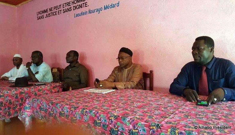 Tchad/Présidentielle : les principaux candidats de l'opposition à Moundou pour prévenir une éventuelle crise postélectorale