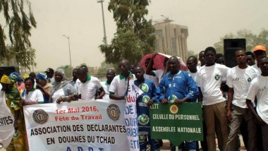 La Confédération libre des travailleurs du Tchad célèbre la fête du 1er mai