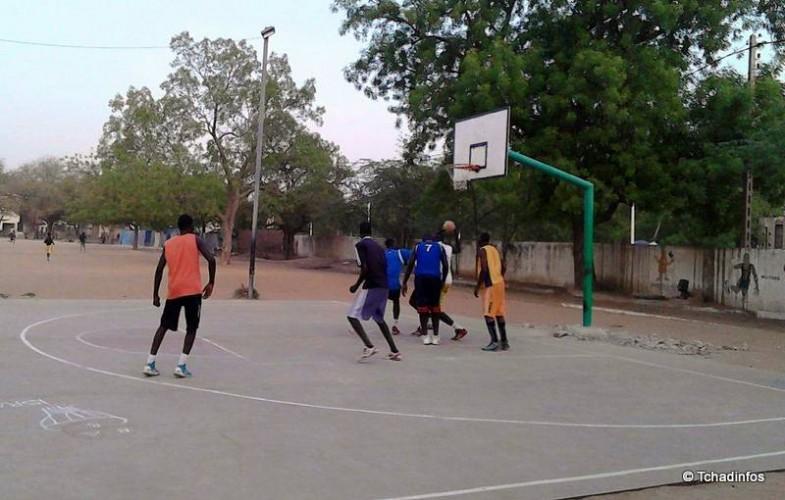 Sport : les basketteurs de N'Djamena attendent sans force la résurrection de leur discipline