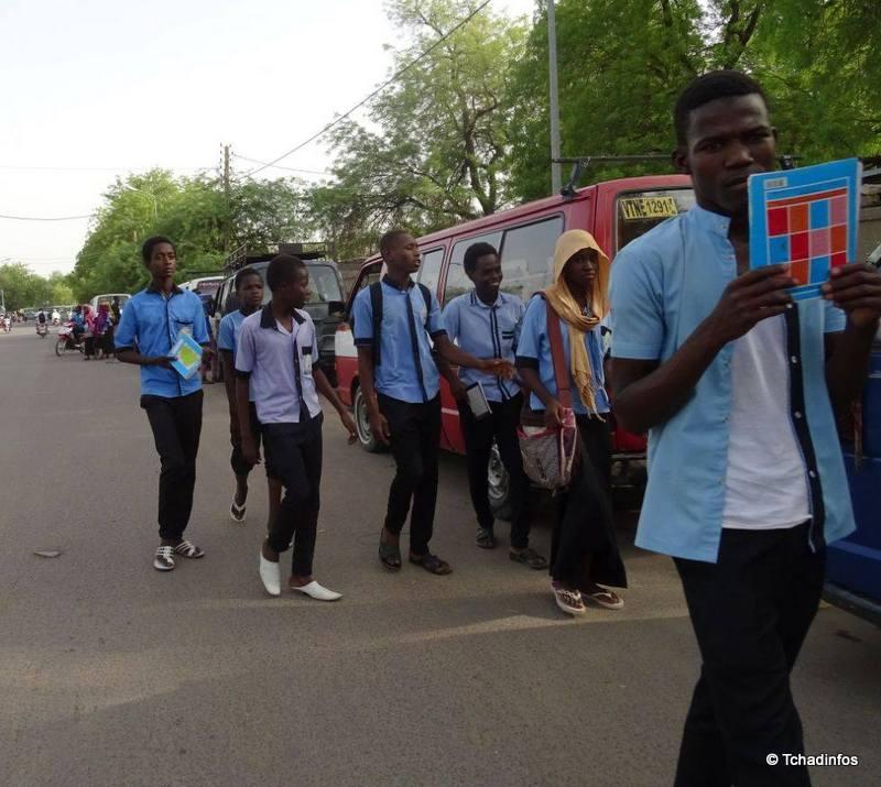 Tchad : le baccalauréat session de 2016 prévu pour débuter le 06 juin
