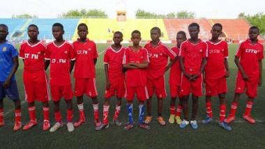 Sport : 600 jeunes en compétition pour intégrer l'Académie de Football de Farcha