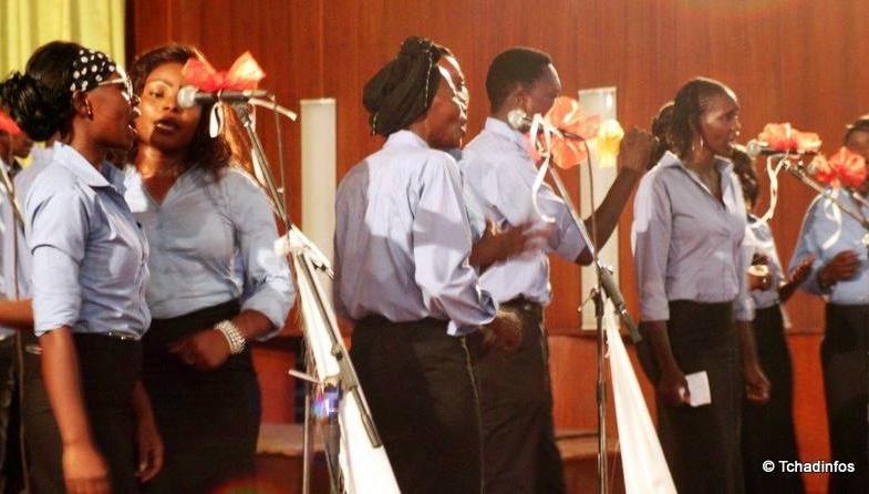 Religion : la chorale de la Paroisse Sacré-Cœur de Chagoua lance son premier album