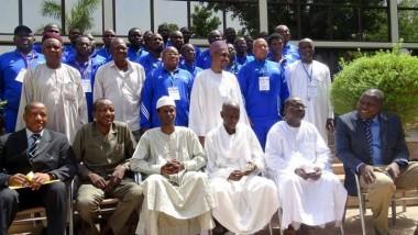 La commission électorale démarre sa mission pour l'élection du bureau de la FTFA