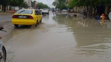 Une grosse pluie a arrosé N'Djamena dans la nuit du dimanche à lundi 1er aout