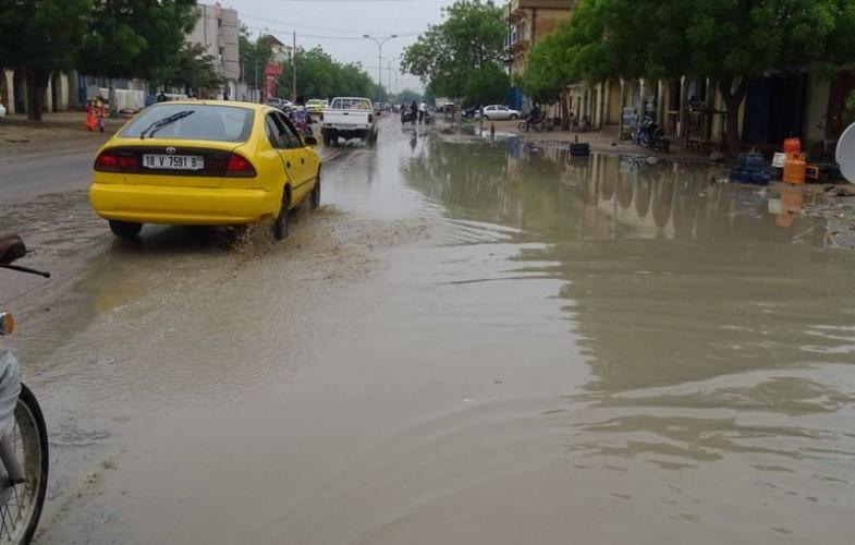 Société : certains N'Djamenois redoutent les dégâts des pluies à venir, d'autres non