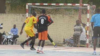 Sport : le  handball au Tchad se meurt