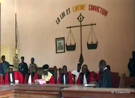 Tchad : grève sèche des magistrats