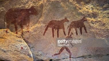 L'art rupestre du Massif de l'Ennedi retrace l'évolution de la vie humaine