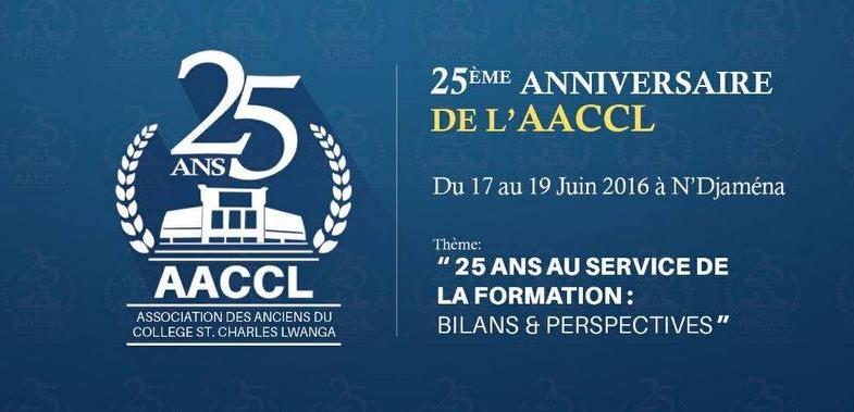 Tchad : 25ème anniversaire de l'AACCL