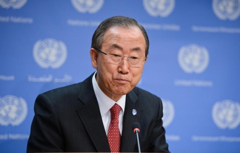 Ban Ki-moon condamne fermement les attaques meurtrières contre la MINUSMA et l'UNMAS au Mali