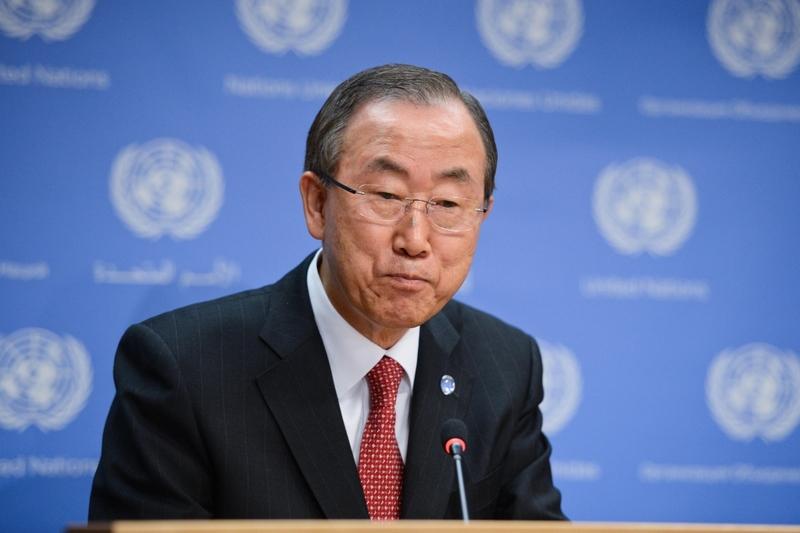 Afrique centrale : Ban Ki-moon appelle à un soutien continu à la Force multinationale mixte