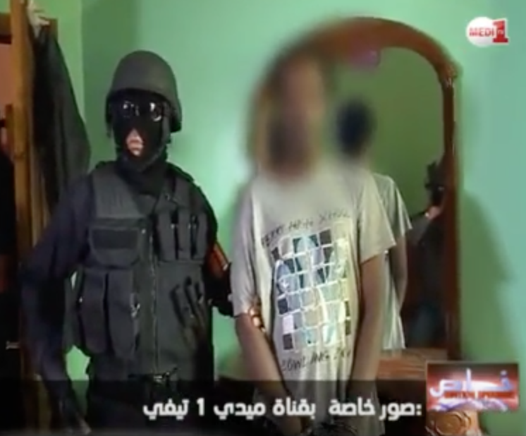 Terroriste Tchadien
