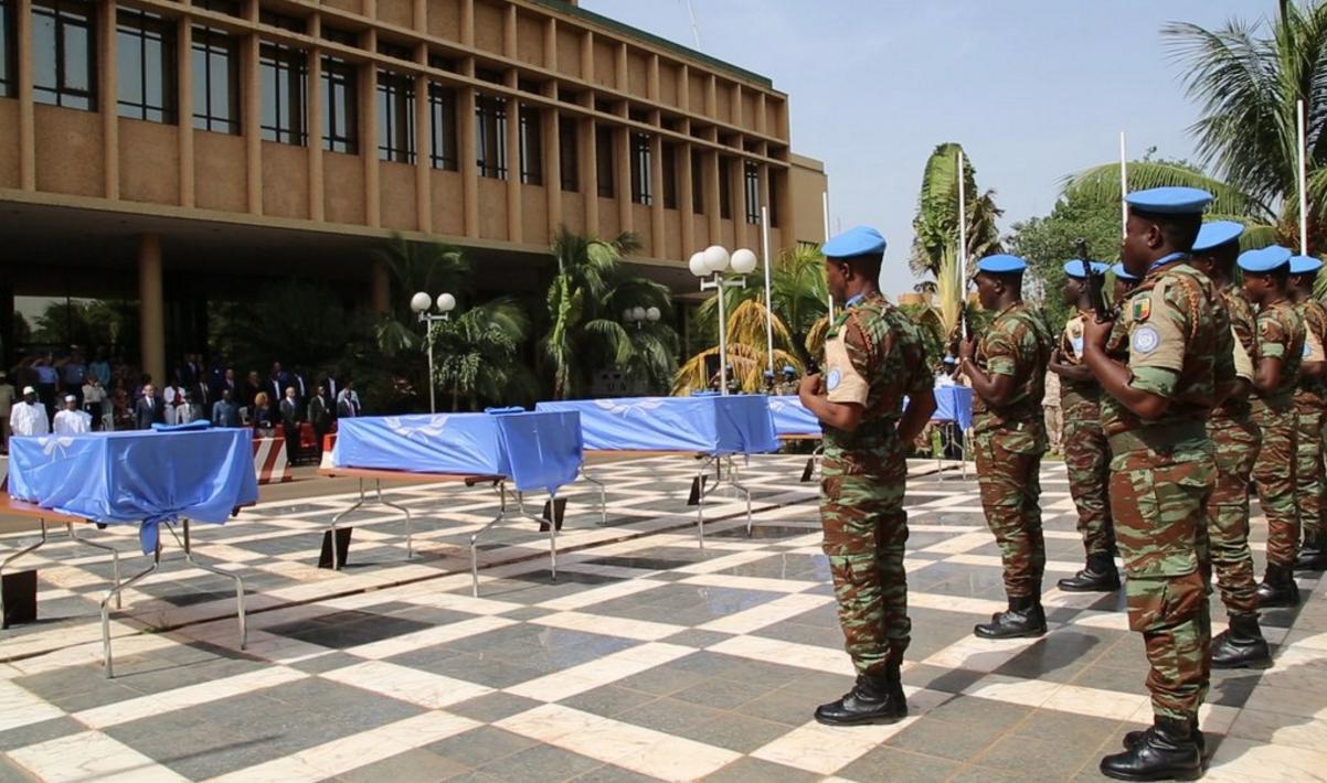 MINUSMA : un 4ième Casque bleu tchadien décédé suite à l'attaque du 26 octobre dans la région de Kidal