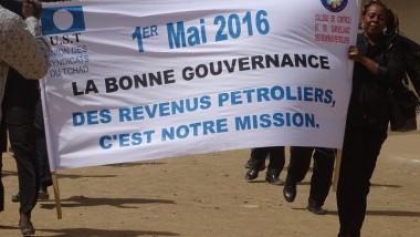 Tchad : l'Union des syndicats du Tchad célèbre la fête du travail
