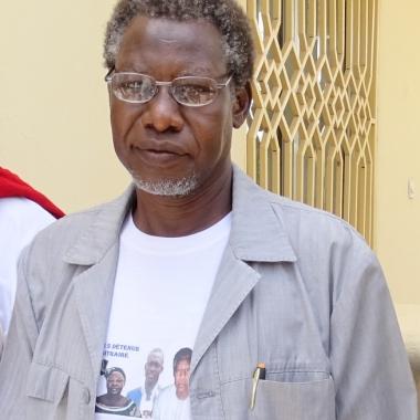 Tchad : le défenseur des droits de l'homme Mahamat Nour Ibedou convoqué à la brigade criminelle