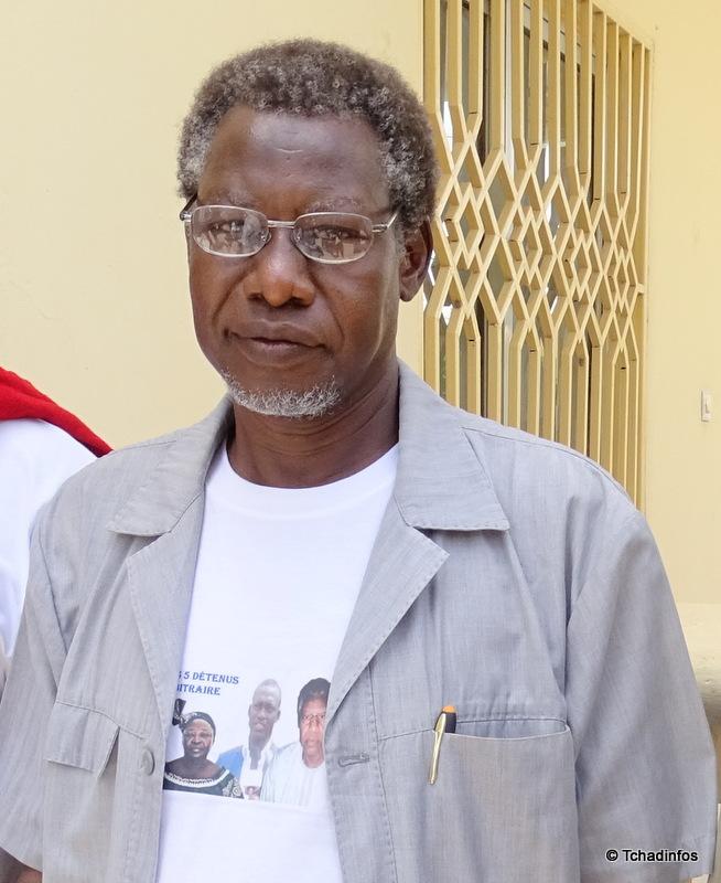 Tchad : le Collectif des associations des droits de l'homme dénonce un acharnement contre Ibedou