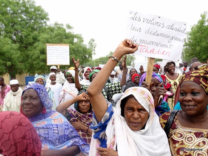 Tchad : Les N'Djaménois saluent la condamnation de Hissène Habré
