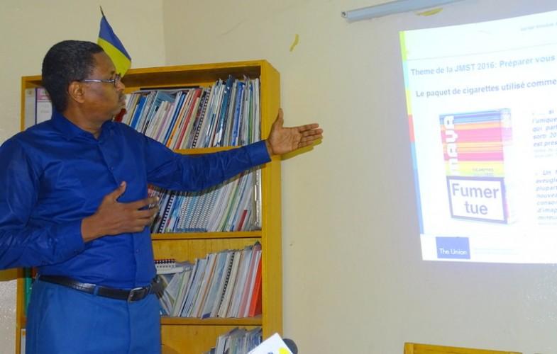 Selon un rapport l'exposition à la fumée du tabac est présente dans 72% des lieux visités à Ndjamena