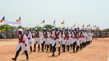 Sécurité : la Garde Nationale et Nomade du Tchad renforce ses capacités sécuritaires