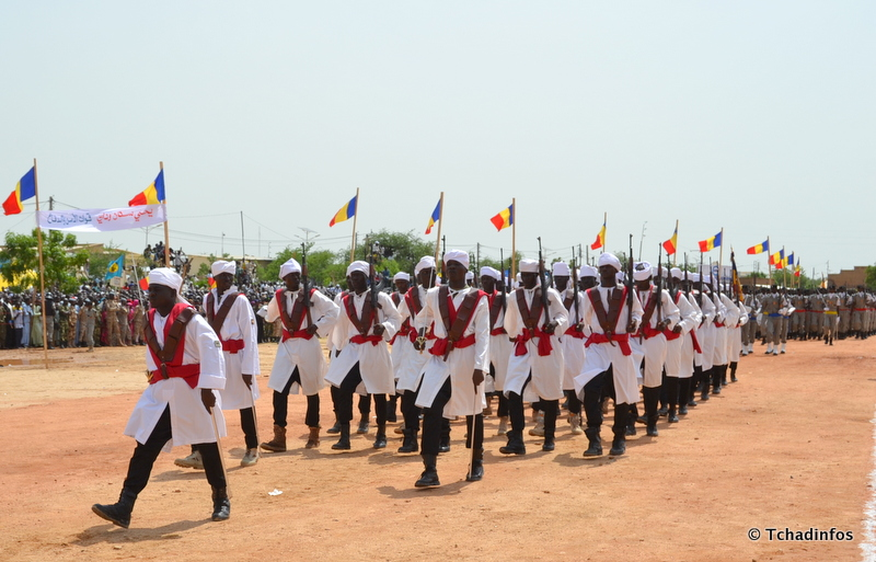 Tchad : la Garde nationale et nomade mise à la disposition du ministère de l'Administration du territoire