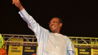 Tchad : Idriss Deby Itno réélu définitivement président de la République avec 59,92% de voix