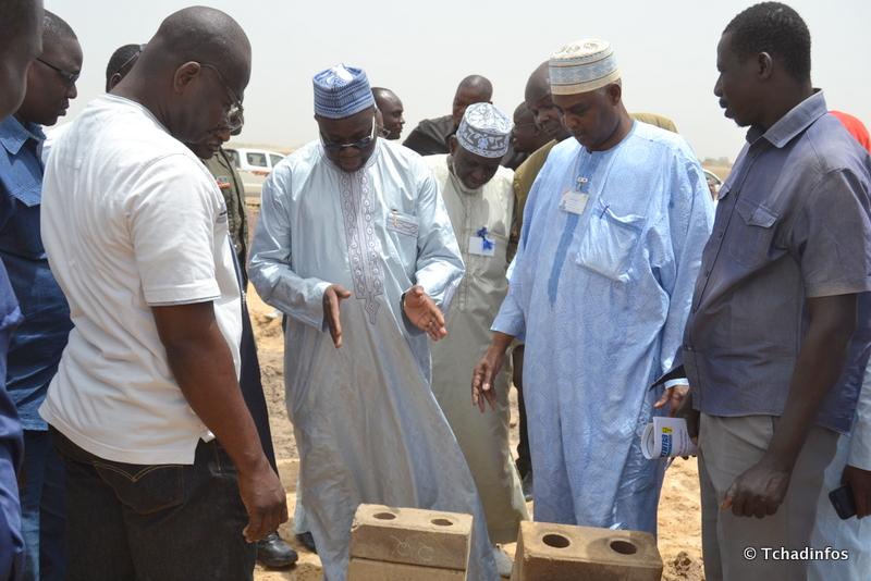 Le Tchad s'essaie à la promotion foncière et immobilière avec la construction de 500 logements sociaux