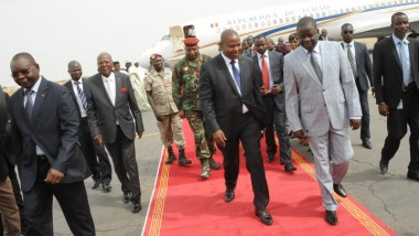 Tchad-RCA: Archange Fautin Touedera, cherche le soutien de N'Djaména pour stabiliser la RCA