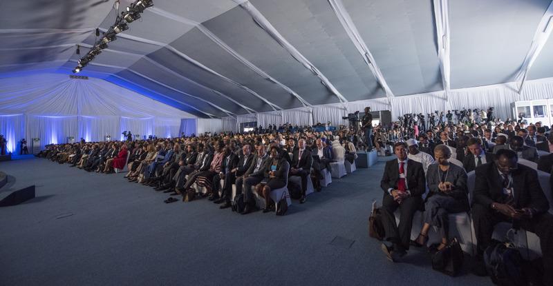 L'Afrique du Sud accueillera le Forum économique mondial sur l'Afrique 2017