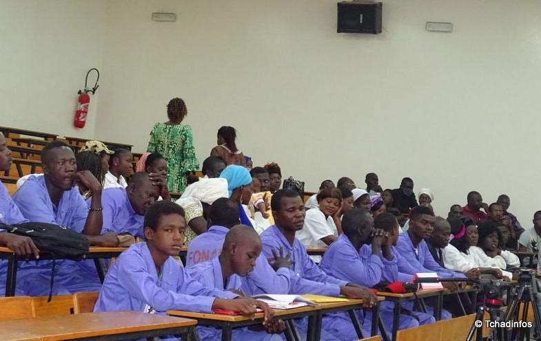 Le FONAP forme 50 jeunes déscolarisés de la commune de N'Djamena