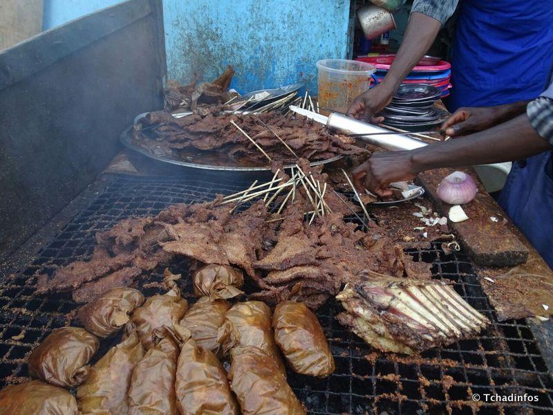 Economie : grillade de viande, une activité qui paie