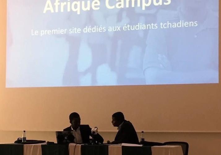 Afrique Campus : un site internet pour l'orientation post-baccalauréat des jeunes tchadiens