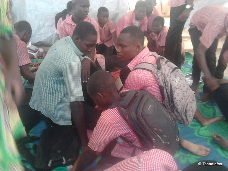 Santé : le phénomène d'hystérie collective refait surface à N'Djaména