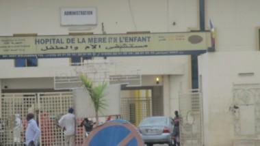 Tchad : grève sèche illimitée à l'Hôpital mère et enfant (HME)