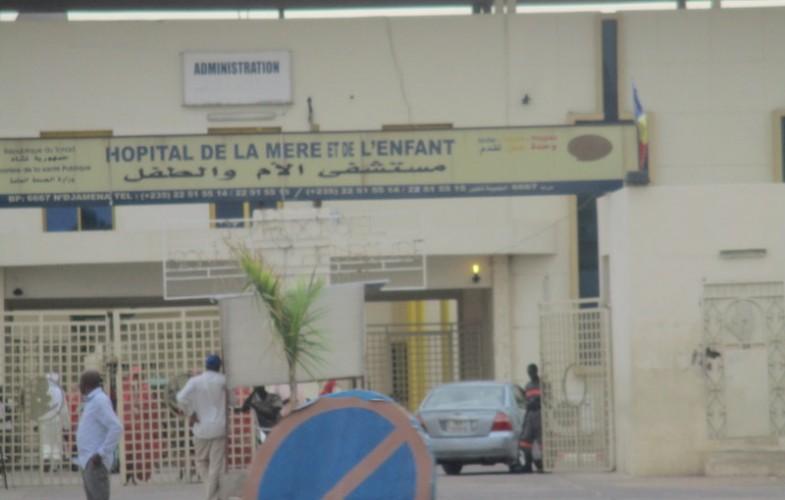 Tchad : réinstauration du service minimum dans les hôpitaux