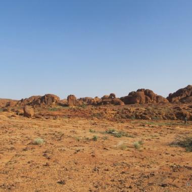 Tchad: le Massif de l'Ennedi, candidat à l'inscription sur la liste du patrimoine mondial de l'UNESCO