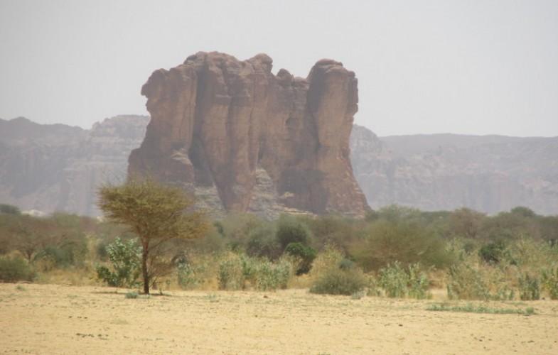 Massif de l'Ennedi, un écosystème unique au Sahara