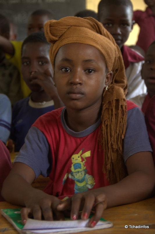 Tchad : « 40% des filles en moyenne achèvent le premier cycle de leur enseignement secondaire »