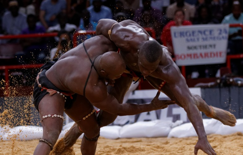 Le Sénégal champion de la 10e édition du Tournoi de lutte africaine