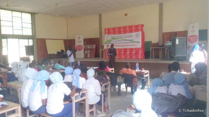 """Airtel Tchad accompagne le """"Forum des métiers des élèves du Sacré-Cœur"""""""