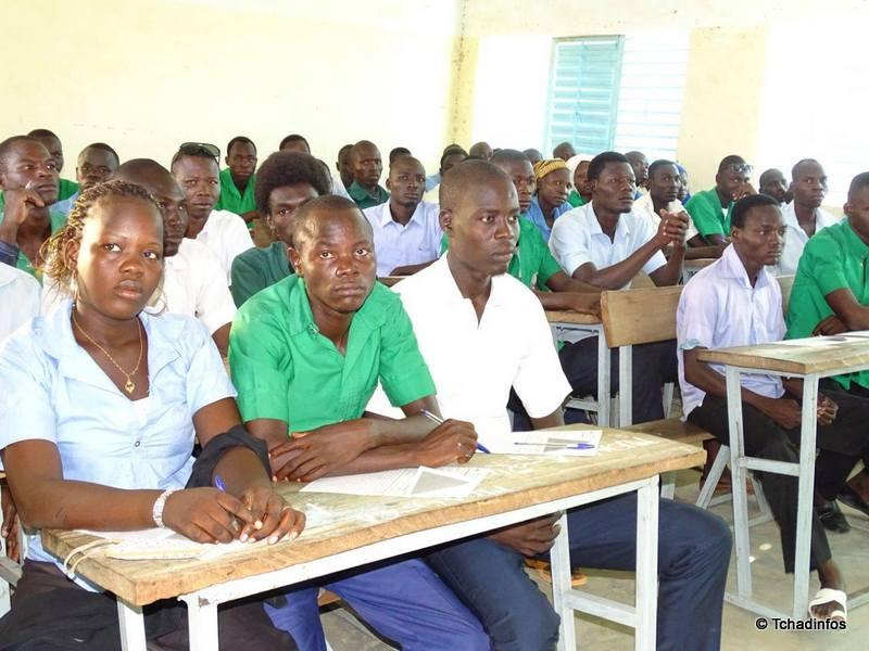Tchad : Trois lycées scientifiques pilotes créés à N'Djamena