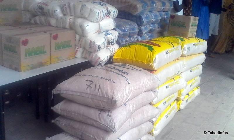 Société : Rotary Club de N'Djaména vole au secours des nécessiteux pour le ramadan