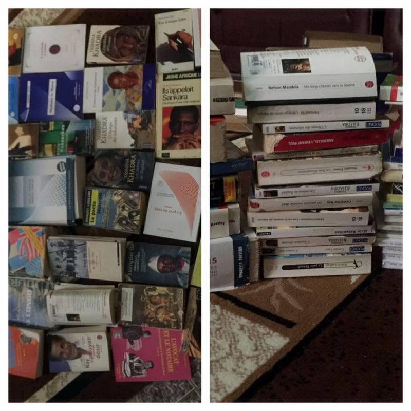 Littérature : des jeunes volontaires collectent des livres pour les bibliothèques du Kanem