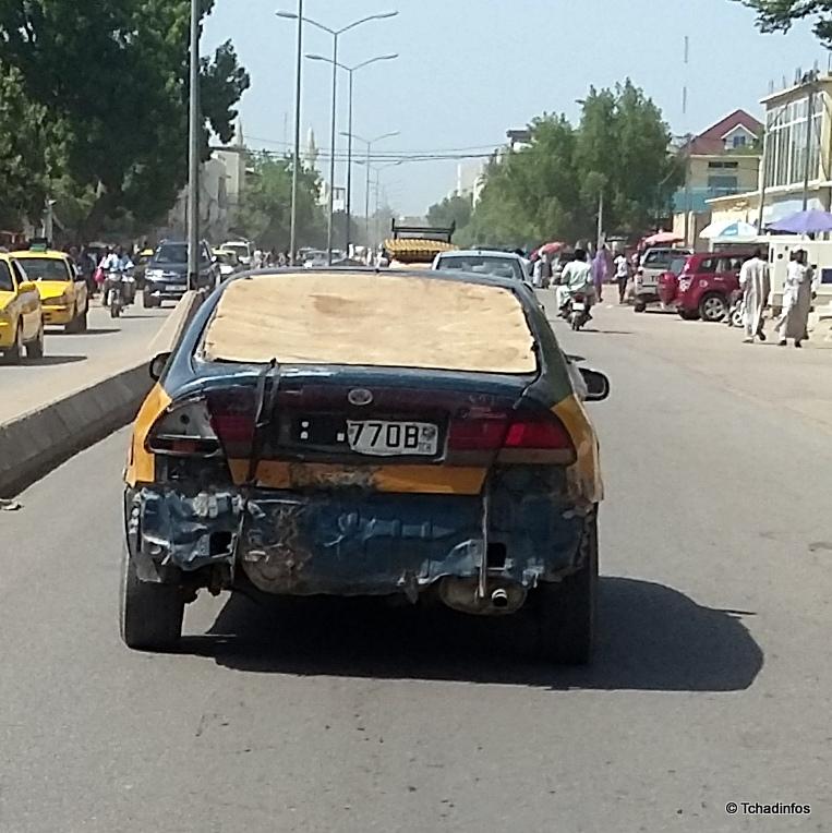 Transport urbain : les taxis, ces ferrailles qui nous transportent