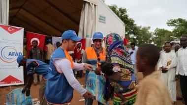 La Turquie vole au secours des réfugiés et retournés de la RCA au Tchad