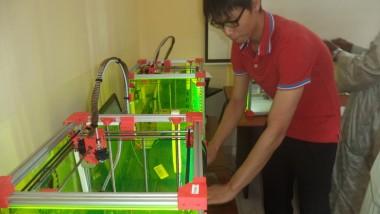Les universités du Tchad s'offrent leurs premières imprimantes 3D