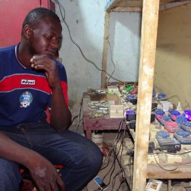 Human of N'Djaména : les propriétaires des cabines téléphoniques à N'Djamena